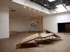 No Sunday plans? Visit SITE Santa Fe, a great contemporary art space!
