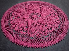 P・KさんのABUSOLUTELY GORGEOUS DOILIES No.16|