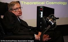 The ibrain..Professor Steven Hawking is having his brain 'hacked' into by scientists so they can try and help him communicate more easily
