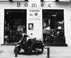 Foto sobre Bomec, el paladar del té de Jennifer Avila - Madrid - 7798960