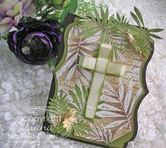Stamping With Bibiana Happy Palm Sunday