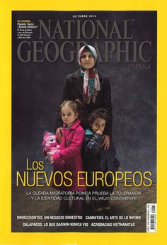 NATIONAL GEOGRAPHIC vol. 39, nº 4 (outubro 2016)