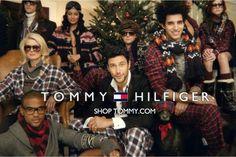 tommy hilfinger ads | Tommy Hilfiger Holiday 2011 Ad Campaign