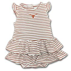8d88f1476 HOME Romper With Skirt, Ruffle Skirt, Ruffles, Cute Baby Girl Outfits, Texas