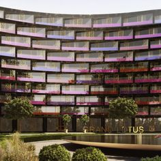 Projekte - GSP Architekten Multi Story Building, Plants, Architects, Projects, Plant, Planets