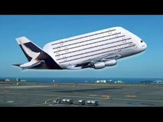 Biggest Airplanes Antonov vs Airbus vs Boeing - Largest In The World