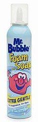 Mr. Bubble Foam Soap