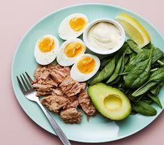 Aquí te explico el tiempo que duras para entrar en cetosis nutricional desde que comienzas la dieta Healthy Meal Prep, Healthy Snacks, Clean Eating Snacks, Healthy Eating, Clean Diet, Healthy Fats, Comidas Fitness, Diet Recipes, Healthy Recipes