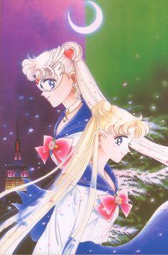 Usagi, Sailor Moon