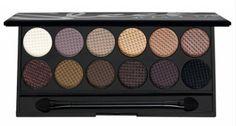 Líčenie - Vyskúšali sme palety očných tieňov Sleek MakeUP