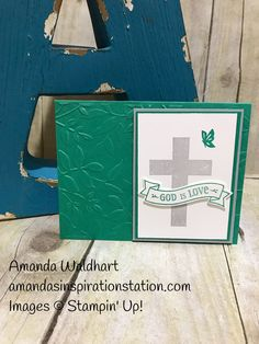 Stampin' Up! Hold on to Hope – Amanda's Inspiration Station