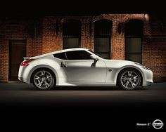 Own that Nissan 370Z for fun #myforeverdream