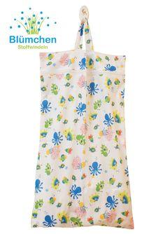 Stoffwindelcompany - Blümchen XL Windelsack