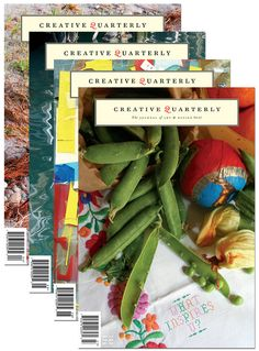 Creative Quarterly Digital Subscription