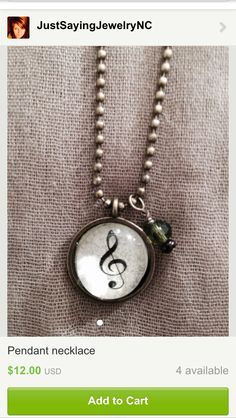 Awesome necklaces & key chains on Etsy!