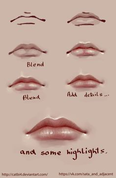 Image result for lip tutorial
