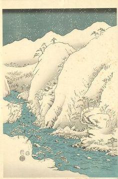 ARTMEMO - Hiroshige