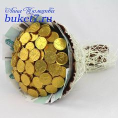 Букет с деньгами из шоколада #букетизденег #деньги #монеты #букетыизконфет #букетычебоксары #цветычебоксары #чебоксары #букетыизконфетчебоксары #длямужчины #мужчине #наюбилей #букетизконфетчебоксары #букетыизконфетчебоксары