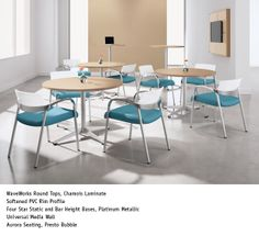 Aurora Chairs - National Office Furniture
