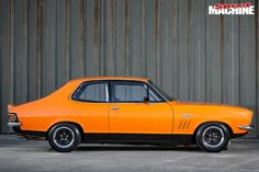 Mark Crillo lusted after this rad flavoured Holden Torana for almost two decades. Australian Muscle Cars, Aussie Muscle Cars, Sports Car Racing, Race Cars, Holden Torana, Holden Australia, V8 Supercars, Retro 13, Rally Car