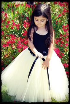 More or less what my flower girls will be wearing. Lots of great flower girl dresses on Etsy. Love creative people!