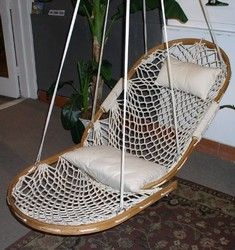 We sat in these when we were in Key West.  AMAZING!  I want to purchase two for our front porch (when we have a front porch-ha!)