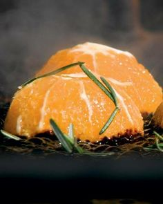 Francis Mallmann%u2019s Burnt Oranges with Rosemary