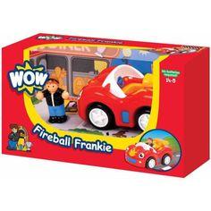 Wow Toys Fireball Frankie Play Set, Multicolor