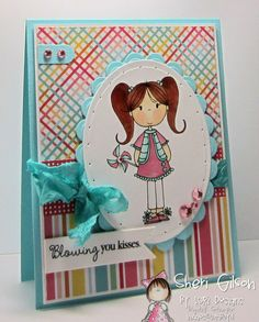 Paper Craftys Creations : The Pink Elephant Challenge #187 / Pedal Pusher Pinwheel Poppy