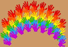 Image result for easy rainbow craft ideas for preschool