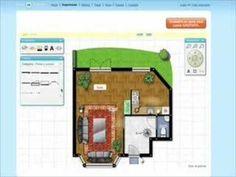 Tutorial Floorplanner Plantas Online/Simulador de Ambientes