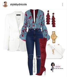 lässige Kleidung - Ways to style - Mode Mode Outfits, Fall Outfits, Fashion Outfits, Womens Fashion, Fashion Trends, Black Outfits, Fashion Clothes, Fashion Ideas, Summer Outfits