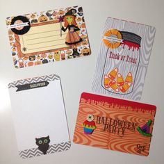 Project life style cards