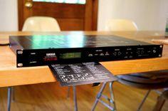 MATRIXSYNTH: YAMAHA TX81Z FM Tone Generator Rack Mount Synthesi...