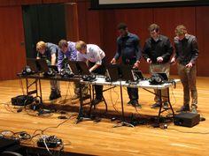 Music Technology   School of Performing Arts   Virginia Tech (graduate program not available)