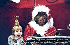 """Because """"keep calm and carry on"""" is certainly not your philosophy. 