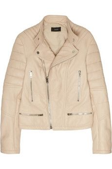 Joseph|Perfecto quilted leather biker jacket|NET-A-PORTER.COM - StyleSays