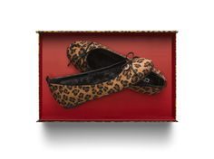 Chico's Faux-Fur Lined Leopard Ballet Flat #chicossweeps