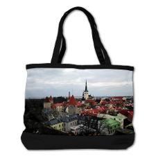 On Top of Tallinn Shoulder Bag