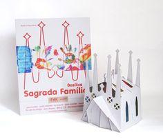 Modelo de la Sagrada Familia para que los peques la costumicen por la Fabrica de Krto