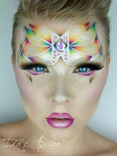 makeup by Ida Aztor