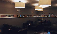 Star Alliance Gold Lounge Warsaw Star Gold Sitzbereich