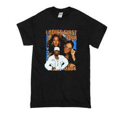 Ladies First Tour 2004 T Shirt