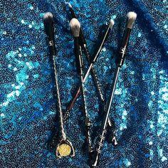 Harry Potter Make Up Brushes