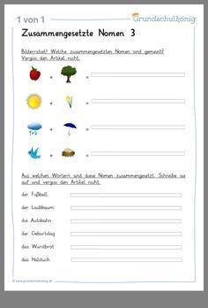 Arbeitsblätter Vorschule Deutsch – Rebel Without Applause German Grammar, Kindergarten Prep, German Language Learning, Learn German, Primary Classroom, Kids House, Homeschool, About Me Blog, Teaching