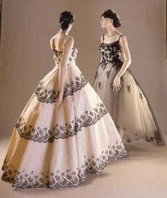 love these dresses, 1930's dresses