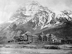 Canadian Pacific Railway, Canadian Rockies, Yoho National Park, National Parks, Grey Wallpaper Iphone, Canadian History, Native American Tribes, The Old Days, Alberta Canada