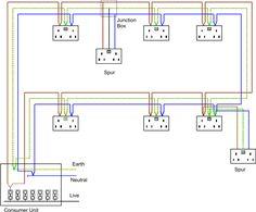 Uk Domestic House Wiring Diagram 3 Way Switch Pilot Light Electrical Diagrams O8 Sprachentogo De 20 Best Electical Images Circuits Rh Pinterest Com Home