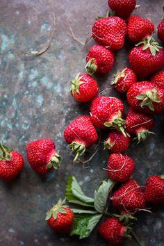 Strawberries | Sonja Dahlgren/Dagmar's Kitchen