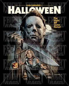 HALLOWEEN V1 by Justin Osbourn